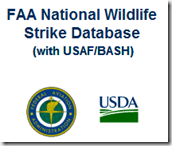 FAA Wildlife Strike logo