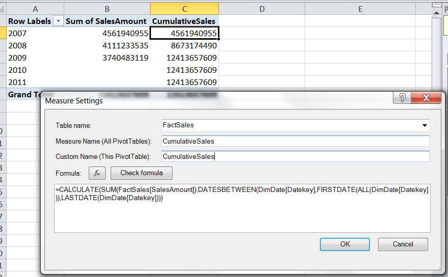 Calculating Cumulative Values in Microsoft BI Tools « Dan