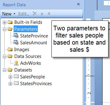 Reporting Services (SSRS) OR Filter Logic « Dan English's BI Blog