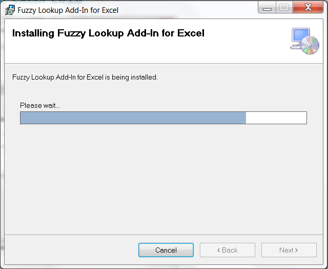 Microsoft Fuzzy Lookup Add-in for Excel 2010 Walkthrough « Dan