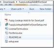 Microsoft Fuzzy Lookup Add-in for Excel 2010 Walkthrough