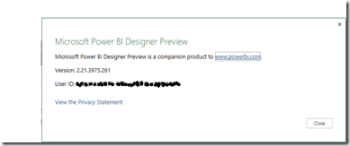 Power Bi Preview The Designer