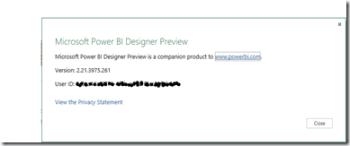 Power Bi Preview The Designer